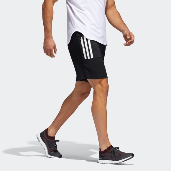 f013c6d236b0 adidas Shorts   Squad Black Mens Training   Poshmark
